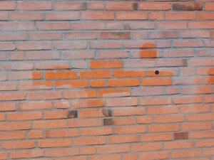 Čišćenje ciglene fasade, primjer 4