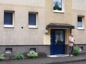Čišćenje fasada s termo izolacijom, primjer 1