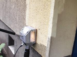 Čišćenje fasada s termo izolacijom, primjer 3