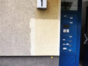 Čišćenje fasada s termo izolacijom, primjer 4