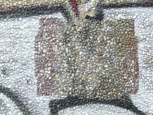 Čišćenje fasade na šljunčanom betonu, primjer 4
