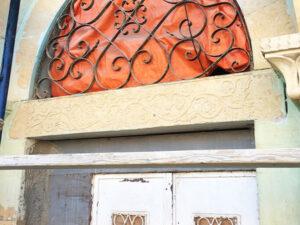 Čišćenje fasade od prirodnog kamena, primjer 5