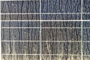 Čišćenje fotonaponskih panela, primjer 2