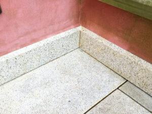 Čišćenje granitnog poda, primjer 8