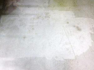 Čišćenje industrijskog poda, primjer 4