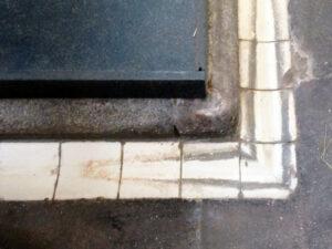 Čišćenje podnih pločica, primjer 3