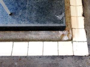 Čišćenje podnih pločica, primjer 4
