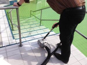 Čišćenje terma i bazena, primjer 1