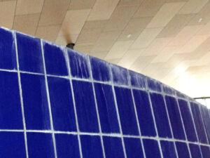 Čišćenje terma i bazena, primjer 10