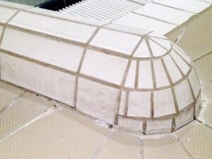 Čišćenje terma i bazena, primjer 11