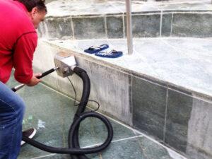 Čišćenje terma i bazena, primjer 9