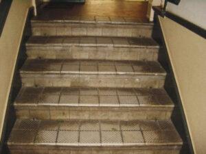 Obnavljanje stubišta, primjer 4