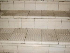 Obnavljanje stubišta, primjer 5