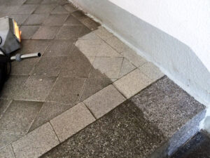 Obnavljanje stubišta, primjer 7