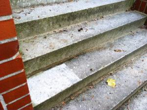 Obnavljanje stubišta, primjer 9