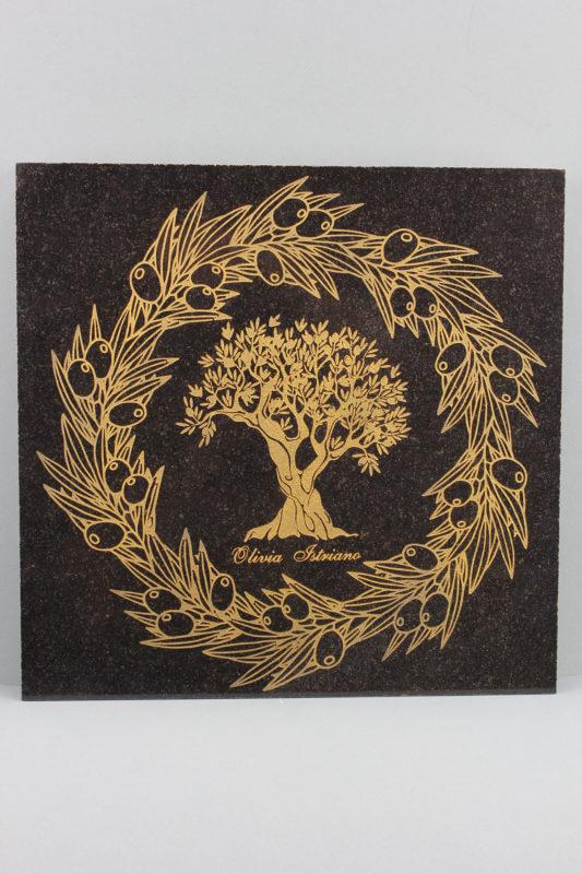 Pjeskarenje na gotove proizvode, Keramika, primjer 4