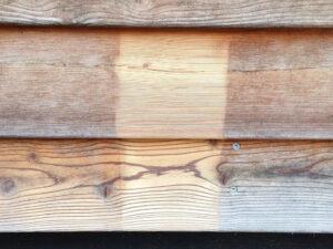 Posebno čišćenje drva, primjer 1
