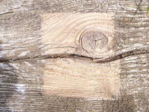 Posebno čišćenje drva, primjer 3
