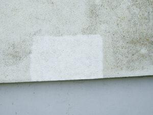 Uklanjanje algi sa fasada, primjer 2