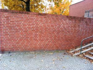 Uklanjanje grafita s cigle, primjer 5