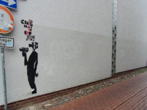 Uklanjanje grafita s gipsa, primjer 6