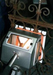 Uklanjanje hrđe s metala, primjer 1